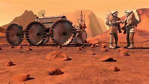Learning To Live On Mars | David Reneke | Space and ...