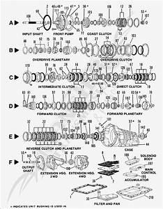 E40d    4r100 Parts Diagram