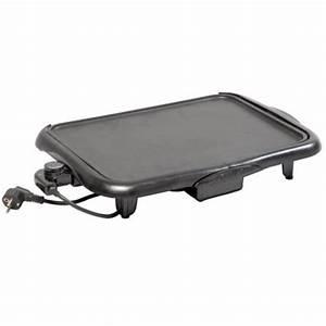 Plancha Electrique Pas Cher : garden grill petite plancha lectrique de table ~ Dailycaller-alerts.com Idées de Décoration