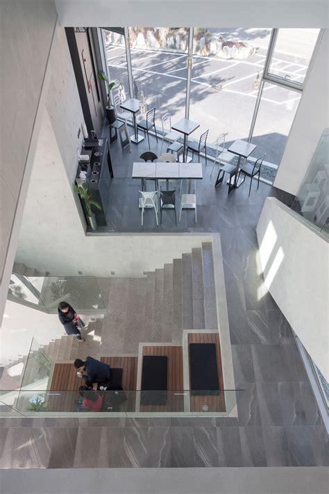 WAVEON Coffee House By The Sea   iDesignArch   Interior