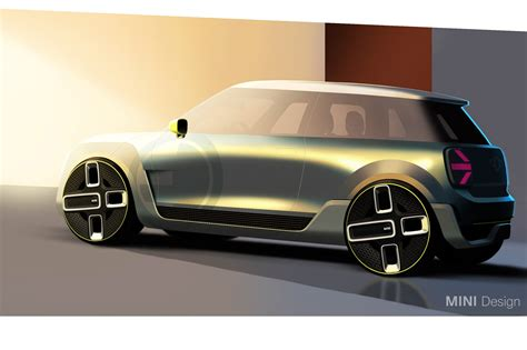 mini electric concept  frankfurt  car magazine