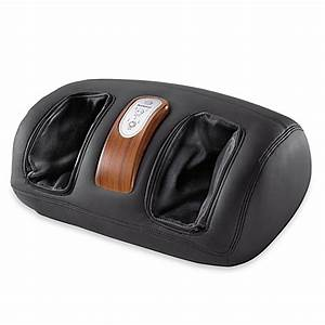 brookstoner i needr soothing foot massager bed bath beyond With bed bath and beyond foot massager