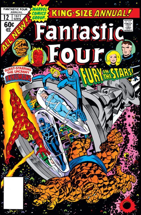 Fantastic Four Annual Vol 1 12  Marvel Database Fandom