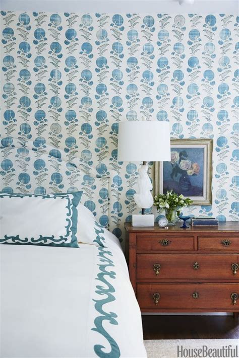 Blue Bedroom Wallpaper by Beautiful Bedroom Wallpaper Ideas The Inspired Room