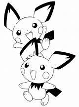 Pokemon Coloring Kleurplaten Ausmalbilder Pichu Animaatjes Coloriage Nachtwacht Ausmalbild Kleurplaat Coloriages Malvorlagen Serie Afdrukken Imprimer Alle Ausmalbilder1001 Animes Gifs Malvorlagen1001 sketch template
