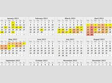 Calendar View for Xojo Software Design & Development by
