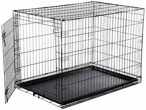 amazonbasics single door folding metal dog crate large With big dog crates