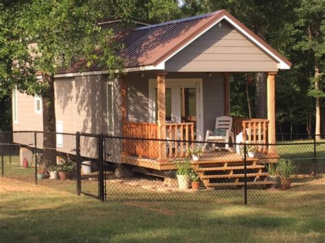 park model tiny house  texas