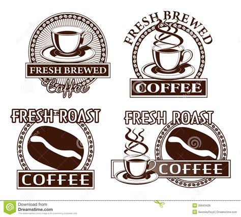 Coffee Designs Royalty Free Stock Image   Image: 35643426