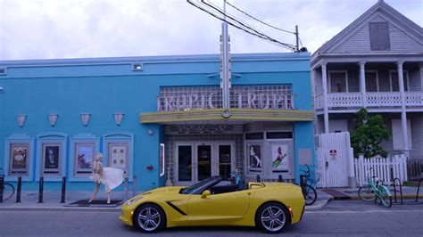 corvette road trip fort lauderdale to key west in a