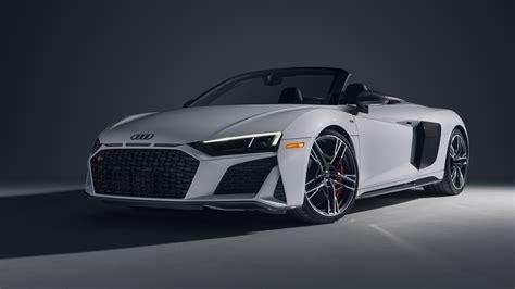 Sweet Serotonin: 2020 Audi R8 V10 Performance Spyder ...