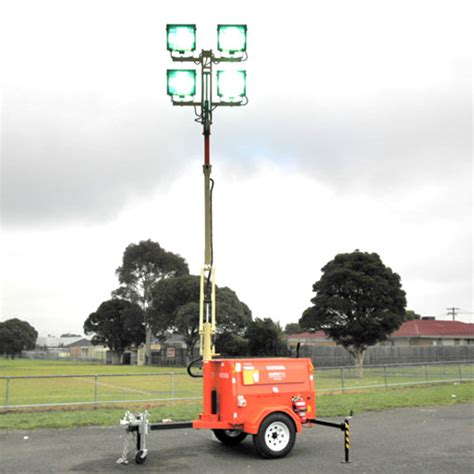 lighting tower hire coates hire