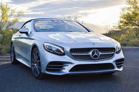 Mercedes s 500 new cash or installment. 2020 Mercedes-Benz S-Class Convertible: Review, Trims ...