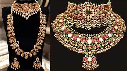 Jewellery Bridal Indian Gold Diamond Designs