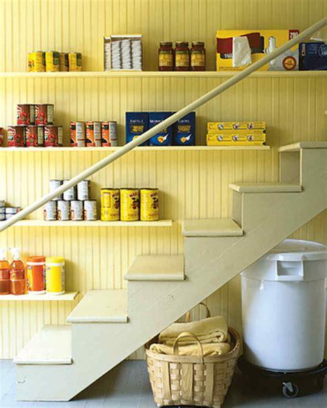 Basement Pantry Ideas 10 Best Pantry Storage Ideas Martha Stewart
