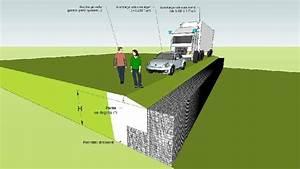 Mur De Soutenement En Gabion : gabions mur de soutenement ~ Melissatoandfro.com Idées de Décoration