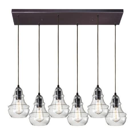 luminaire ilot de cuisine luminaire suspendu éaire à 6 oules bronze ajustables