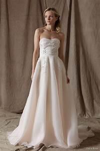 lela rose spring 2014 wedding dresses wedding inspirasi With rose wedding dress