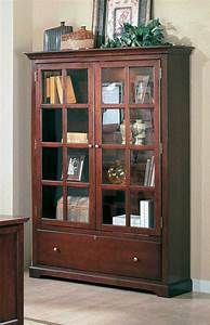 Co, 576, Bookcase, With, Doors