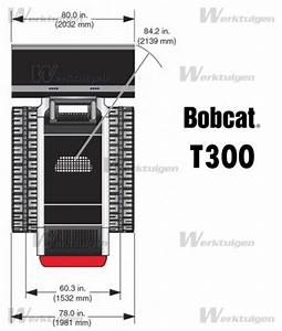 Bobcat T300 - Bobcat - Machinery Specifications