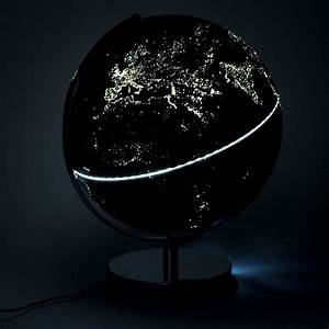 Quot city lights globe light up the world menkind