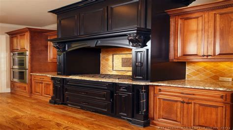 Two Toned Kitchen Cabinets, Two Tone Kitchen Cabinets Vintage Cabinets Kitchen Under Cabinet Led Lighting Sliding Drawers Cleaning Tips Sale Wall Colors With Cherry Installing Kcma