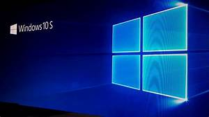 Upgrading Windows 10 S to Windows 10 Pro a 'one