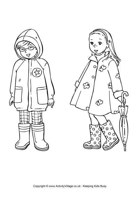 images  fall clothes printables printable cut