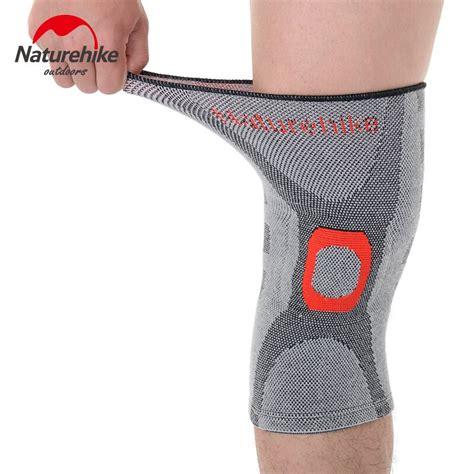 naturehike elastic knee support brace kneepad volleyball