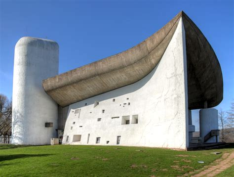 le corbusier s iconic ronch chapel damaged by vandals