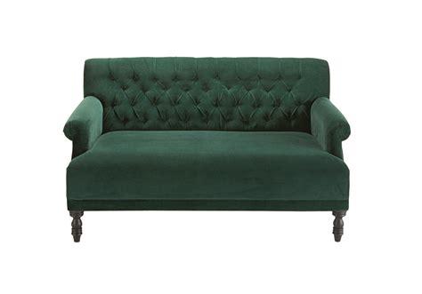 canapé vert shopping les canapés et fauteuils style