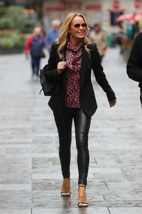 Amanda holden (born february 16, 1971) is a british television personality known most recently for being a judge on britain's got talent. find more amanda holden pictures, news and videos below. AMANDA HOLDEN Arrives at Global Radio in London 09/09/2019 - HawtCelebs