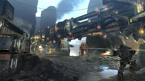 titanfall frontiers edge dig site map analysis vg
