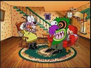 Courage The Cowardly Dog All Season Full Episodes HD - YouTube