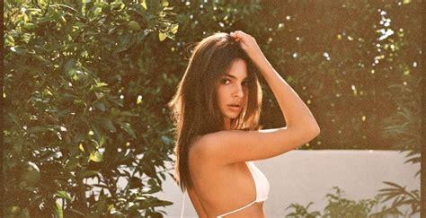 Emily Ratajkowski flaunts sexy bikinis in Sydney | WHO ...