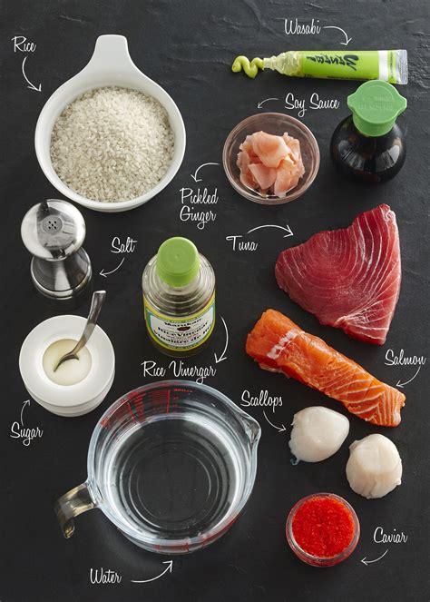 sushi inspiration