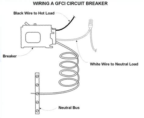 How Wire Amp Gfci Breaker For Spa With Pictures