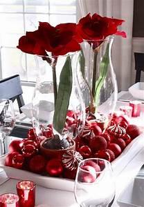 La Dcoration De Table De Nol 43 Ides Que Vous Allez