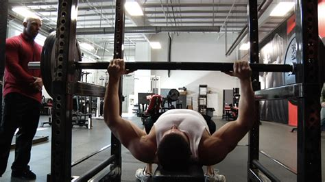 6 Weeks To Superhero  Bench Press Complex  T Nation
