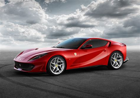 New Ferraris by 812 Superfast The New F12 Rolls Into Geneva Car