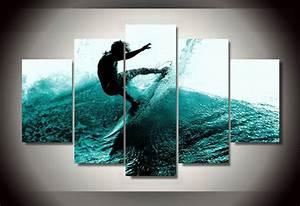 Popular Surf Wall Art-Buy Cheap Surf Wall Art lots from