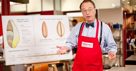 Christopher Kimball, Founder Of America's Test Kitchen, To