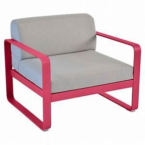 Coussin De Fauteuil De Jardin : fauteuil bellevie coussins gris flanelle fauteuil de ~ Dailycaller-alerts.com Idées de Décoration