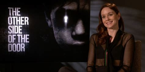 the other side of the door wayne callies on ghosts vs zombies and why she
