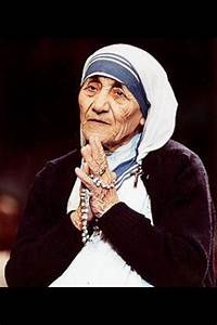 Mother Teresa Purity is the fruit of prayer. | Mother ...