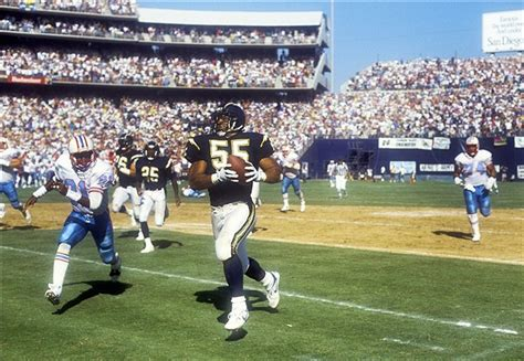 Chargers Will Retire Number 55 In Home Opener