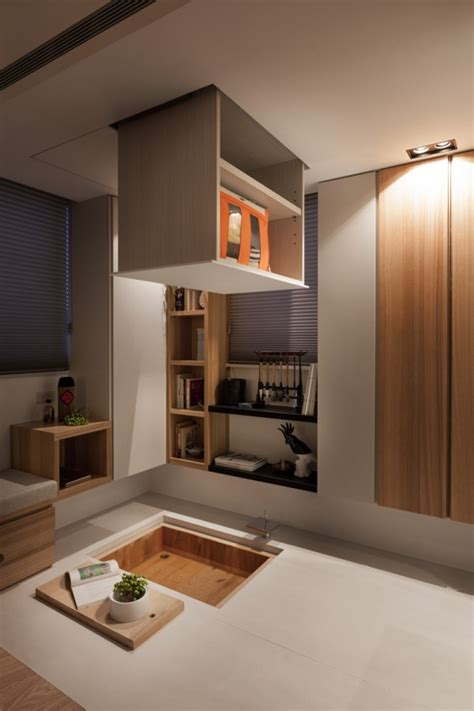 taipei home showcases asian minimalist influences