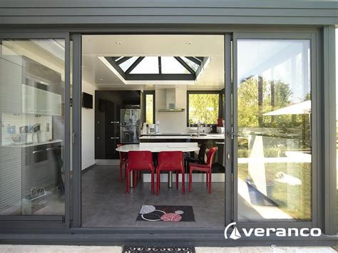 cuisine veranda photos véranda cuisine une véranda pour agrandir sa cuisine