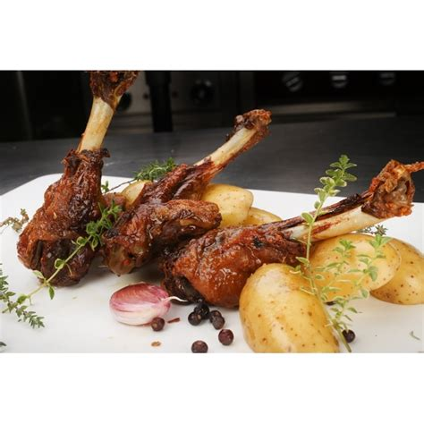 cuisiner des manchons de canard manchons de canard confits