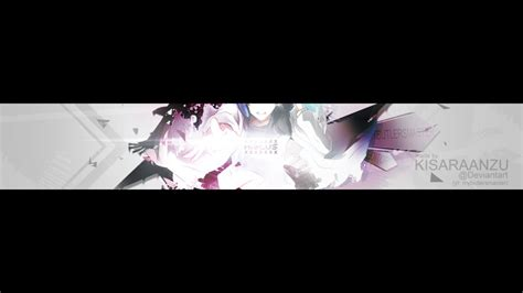 banner template no text mybutlersmaster banner 2014 by kisaraanzu on deviantart